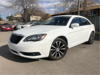 Used 2013 Chrysler 200 S Nice Local Trade In!! Heated Front Seats for sale in St Catharines, ON