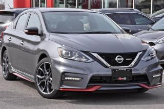 Used 2017 Nissan Sentra NISMO **DEMO** for sale in Ajax, ON