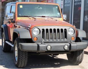 Used 2011 Jeep Wrangler SPORT for sale in Etobicoke, ON
