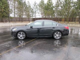 Used 2015 Subaru LEGACY LIMITED AWD for sale in Cayuga, ON