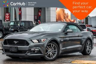 Used 2017 Ford Mustang GT Premium|5.0 V8|Nav|Bluetooth|Backup_Cam|BlindSpot|SHAKER for sale in Thornhill, ON