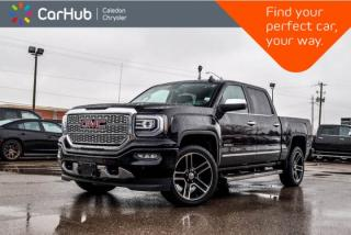 Used 2016 GMC Sierra 1500 Denali|4x4|Navi|Sunroof|Backup Came|Bluetooth|R-Start|Leather|20