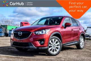Used 2013 Mazda CX-5 GT|AWD|Navi|Sunroof|Backup Cam|Bluetooth|Leather|Heated Front Seats|19