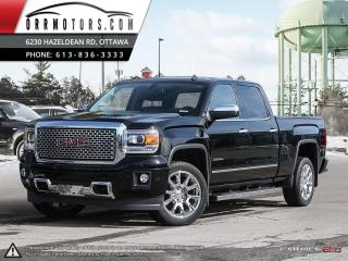 Used 2014 GMC Sierra 1500 Denali Crew Cab 4WD for sale in Stittsville, ON