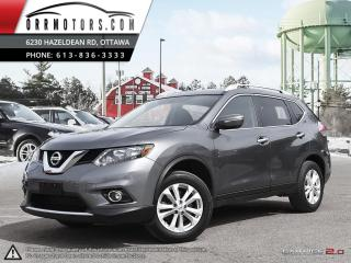 Used 2015 Nissan Rogue 7 PASSENGER TECH PKG  AWD for sale in Stittsville, ON