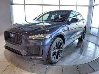 Used 2018 Jaguar F-PACE S for sale in Edmonton, AB