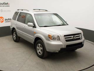 Used 2007 Honda Pilot EX-L 4X4 for sale in Red Deer, AB