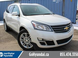 Used 2015 Chevrolet Traverse 1LT 7 PASS/HEATEDSEATS/BACKUPCAM/BLUETOOTH for sale in Edmonton, AB