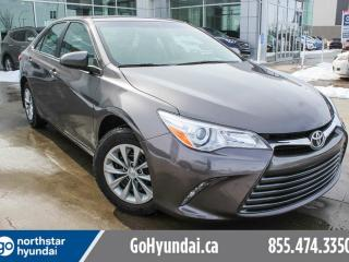 Used 2017 Toyota Camry LE BACKUPCAM/BLUETOOTH/CRUISE for sale in Edmonton, AB