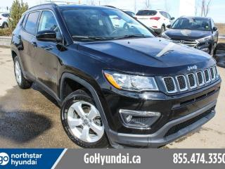 Used 2018 Jeep Compass NORTH PUISH START XM RADIO AC PW PL for sale in Edmonton, AB