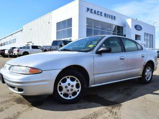 Used 2004 Oldsmobile Alero GL for sale in Peace River, AB