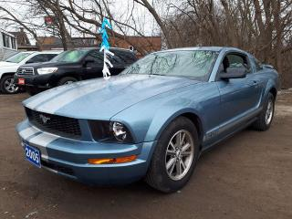 Used 2005 Ford Mustang SC 210!!,,certified for sale in Oshawa, ON