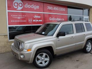 Used 2010 Jeep Patriot North 4X4 for sale in Edmonton, AB