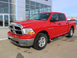 Used 2010 Dodge Ram 1500 SLT/Sport/TRX for sale in Peace River, AB