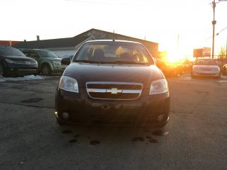 Used 2009 Chevrolet Aveo **TOIT OUVRANT/AIR CLIMATISÉ/G.ÉLECT** for sale in St-Hubert, QC