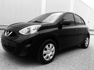 Used 2015 Nissan Micra S - Triple Black for sale in Mississauga, ON