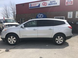 Used 2009 Chevrolet Traverse 2LT for sale in Kingston, ON