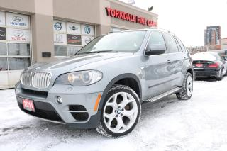 Used 2011 BMW X5 xDrive50i Navigation, Panoramic, Running Board, No Accident for sale in North York, ON