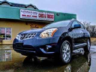 Used 2012 Nissan Rogue REVERSE CAMERA!! BLUETOOTH & MORE!! for sale in Bolton, ON