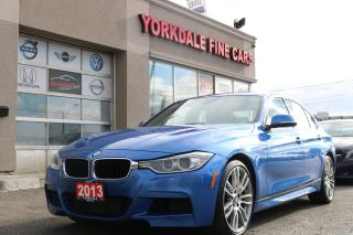 Used 2013 BMW 335i i xDrive M Sport, Navigation, Camera, No Accidents for sale in North York, ON