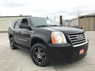 Used 2009 GMC Yukon 4X4, Hybrid,  Navi, 8 Pass, Leathe, Wrranty avai for sale in North York, ON