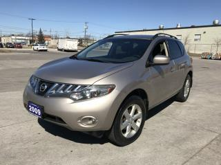 Used 2009 Nissan Murano AWD, Auto, 3/Y warranty available for sale in North York, ON