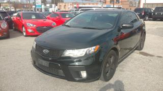 Used 2011 Kia Forte EX w/Sunroof for sale in North York, ON