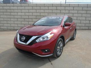 Used 2017 Nissan Murano SV for sale in Fredericton, NB