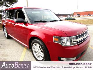 Used 2013 Ford Flex SEL - AWD - 3.5L - 7 Passenger for sale in Woodbridge, ON