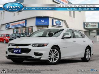 Used 2017 Chevrolet Malibu LT for sale in Brantford, ON