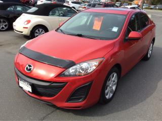 Used 2011 Mazda MAZDA3 GS for sale in Parksville, BC