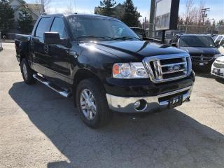 Used 2008 Ford F-150 XLT CREW for sale in Surrey, BC