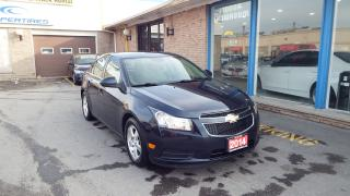 Used 2014 Chevrolet Cruze 2LT/MANUAL/SUNROOF/IMMACULATE$9999 for sale in Brampton, ON