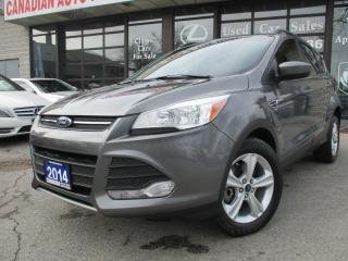 Used 2014 Ford Escape SE-2.0L-NAV-LTHER-PANO-ROOF-BLUETOOTH-CAMERA for sale in Scarborough, ON