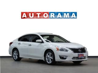 Used 2013 Nissan Altima TECH PKG NAVIGATION LEATHER SUNROOF BACKUP CAMERA for sale in North York, ON