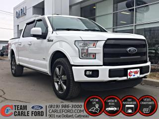 Used 2016 Ford F-150 Ford F-150 Lariat 502A 2016, technologie for sale in Gatineau, QC