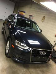 Used 2015 Audi Q3 Technik for sale in North York, ON