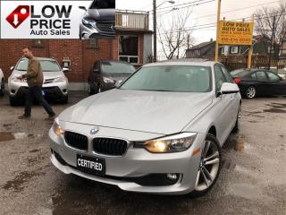Used 2014 BMW 320i Navi*AWD*Sportline*Leather*Sunroof*BmwWarranty* for sale in York, ON
