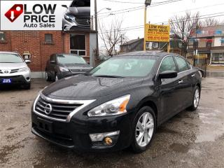 Used 2014 Nissan Altima Navi*Sunroof*HtdSeats*Camera*Certified* for sale in York, ON