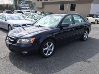 Used 2007 Hyundai Sonata Coquitlam for sale in Langley, BC