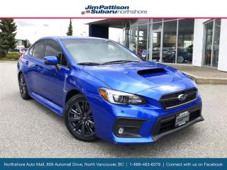 Used 2018 Subaru WRX Sport Sedan with 7300 KMs only! Like New! for sale in Surrey, BC