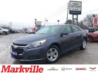 Used 2015 Chevrolet Malibu LS-ONLY 19, 888KMS!!!-GM CERTIFIED PRE-OWNED-CLEAN for sale in Markham, ON
