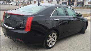 Used 2014 Cadillac ATS 4dr Sdn 2.0L AWD.Turbo ,Luxury. one Owner for sale in North York, ON