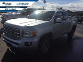 Used 2015 GMC Canyon SLE All Terrain Package  Navigation, Rear View Camera for sale in Courtenay, BC