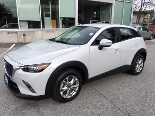 Used 2017 Mazda CX-3 GS for sale in Burnaby, BC