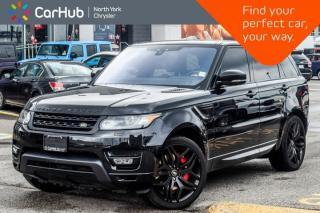 Used 2017 Land Rover Range Rover Sport V8 SC AWD|Meridian Audio|LaneKeep|22