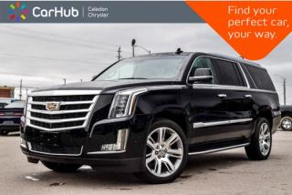 Used 2017 Cadillac Escalade ESV Luxury|4x4|7 seater|Navi|Sunroof|DVD|Backup Cam|Bluetooth|Ventilated Front seats|22
