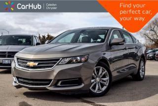 Used 2017 Chevrolet Impala LT|Backup Cam|Bluetooth|R-Start|Keyless Entry|18