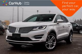 Used 2015 Lincoln MKC AWD|Navi|Pano Sunroof|Backup Cam|Bluetooth|R-Start|18