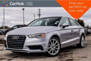 Used 2015 Audi A3 TDI Progressiv Diesel Sunroof Bluetooth Heated Front Seats Leather 18